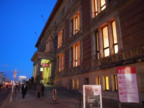 ベルリンフィルムマーケットと思いきやそこは写真展