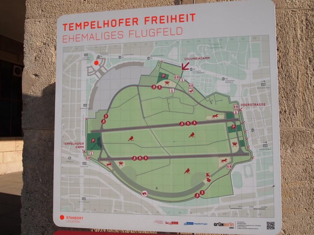 P3138993 1024x768 公園になったベルリンのテンペルホーフ空港がとにかく広すぎる!