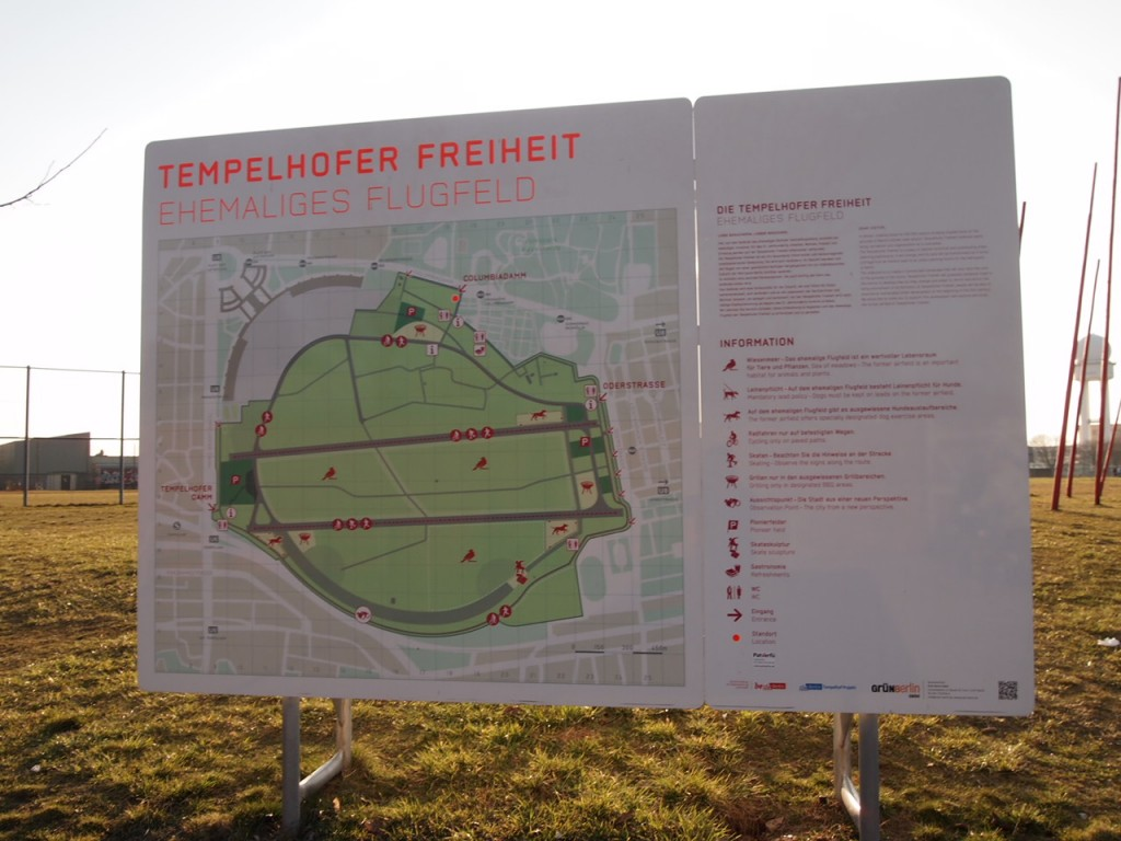 P3139104 1024x768 公園になったベルリンのテンペルホーフ空港がとにかく広すぎる!
