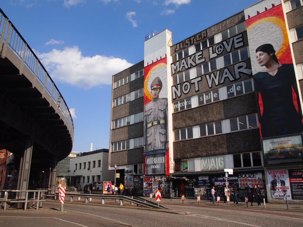 P3219778 1024x768 ベルリンの壁 イーストサイドギャラリーへ行くオススメルート