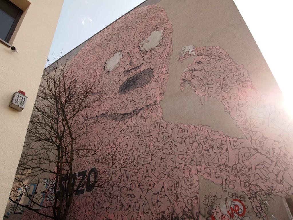 P3219782 1024x768 ベルリンの壁 イーストサイドギャラリーへ行くオススメルート