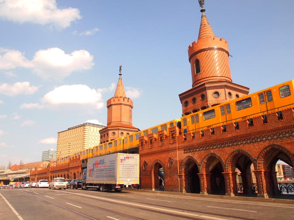 P3219796 1024x768 ベルリンの壁 イーストサイドギャラリーへ行くオススメルート