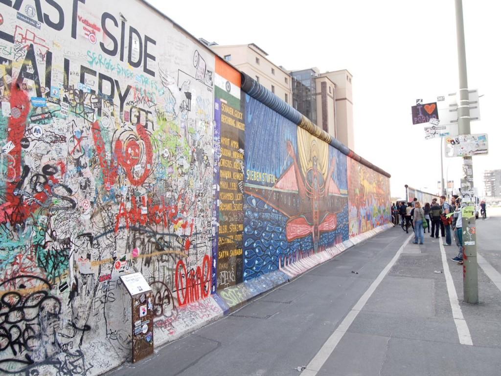 P3219814 1024x768 ベルリンの壁 イーストサイドギャラリーへ行くオススメルート