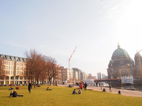th P3016891 ベルリンのオシャレ観光スポット、ハッケシャーマルクトってどんな場所?