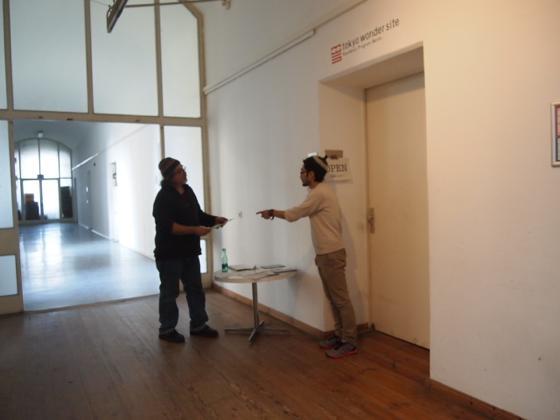 th P3078202 ベルリンで活躍する日本人アーティストってどんな人?アトリエを訪ねてみた