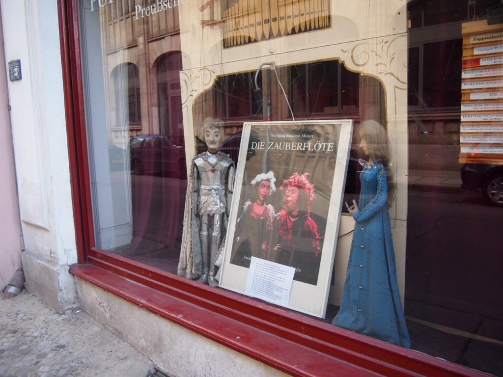 P2225155 1024x768 街の人形劇シアターが可愛い!ベルリンで人形劇を鑑賞して来た。