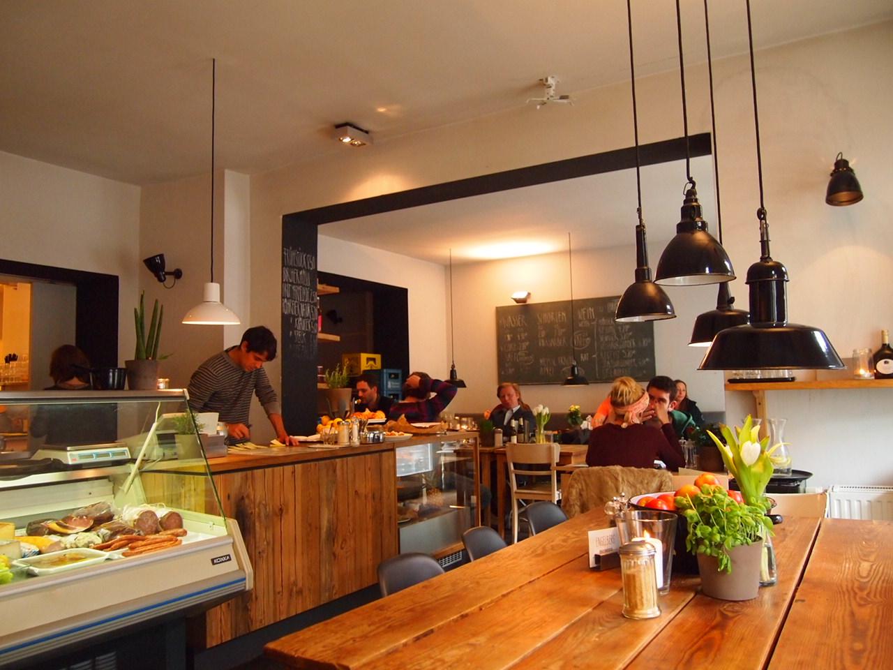 自家製ドイツ料理が旨い!ベルリンカフェのおすすめランチ!