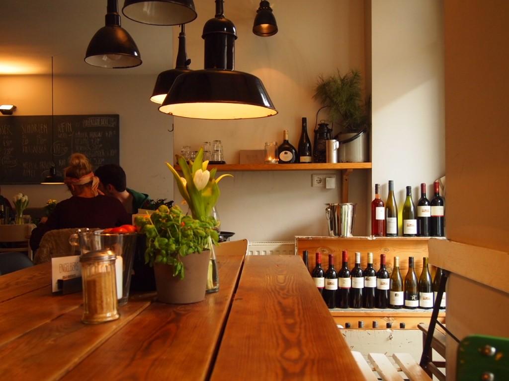 P3067943 1024x768 自家製ドイツ料理が旨い!ベルリンカフェのおすすめランチ!