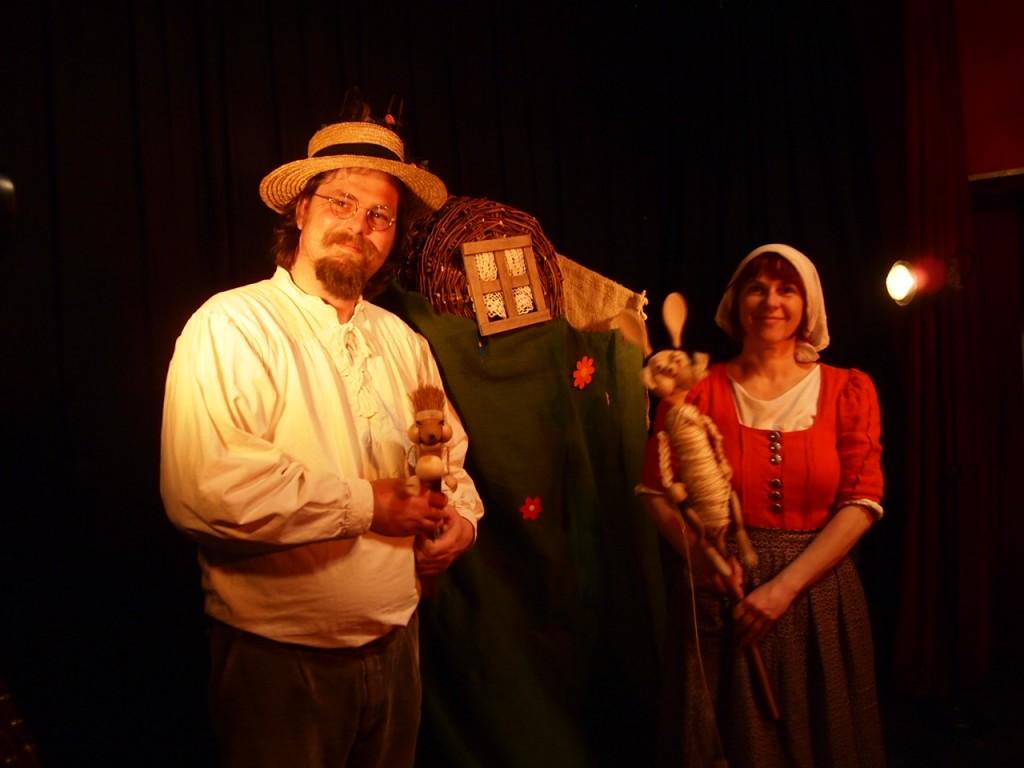 P4081294 1024x768 街の人形劇シアターが可愛い!ベルリンで人形劇を鑑賞して来た。