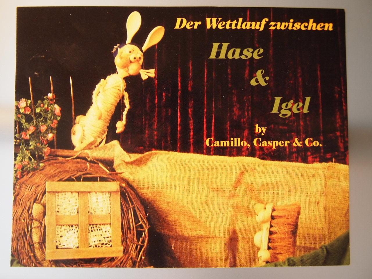 街の人形劇シアターが可愛い!ベルリンで人形劇を鑑賞して来た。
