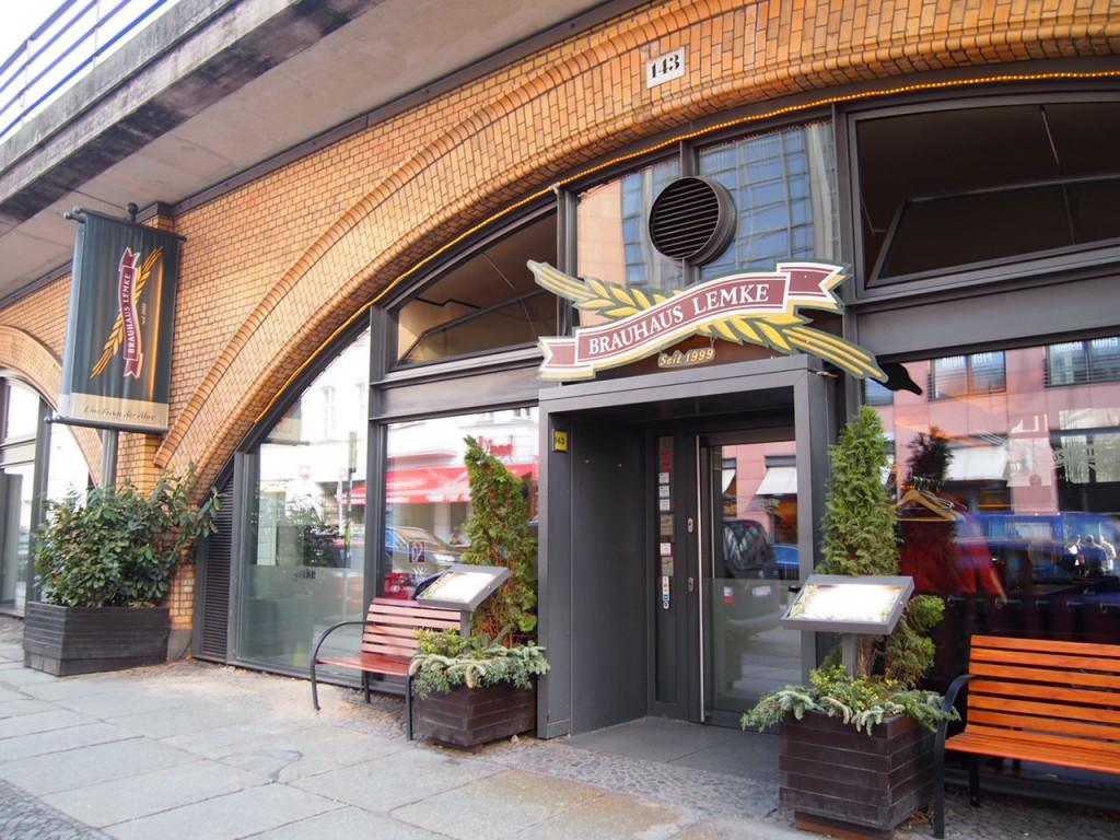 P3016865 1024x768 ベルリンの人気店レストランなら地元客で賑わうブラウハウスがおすすめ!