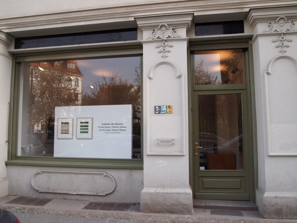 P4010806 1024x768 アートの街ベルリン、街角でギャラリー巡りを楽しむ