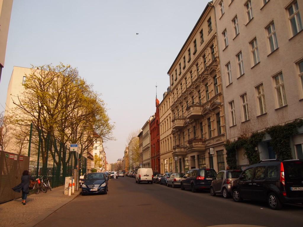 P4010824 1024x768 アートの街ベルリン、街角でギャラリー巡りを楽しむ