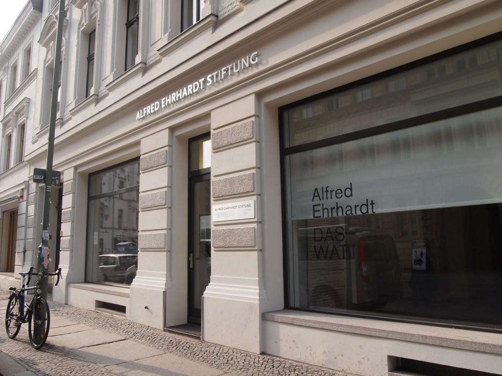 P4010856 1024x768 アートの街ベルリン、街角でギャラリー巡りを楽しむ