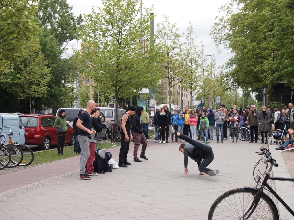 P5042609 1024x768 ドイツの日曜日は蚤の市!ベルリン壁公園の蚤の市がとにかく広くておすすめ!