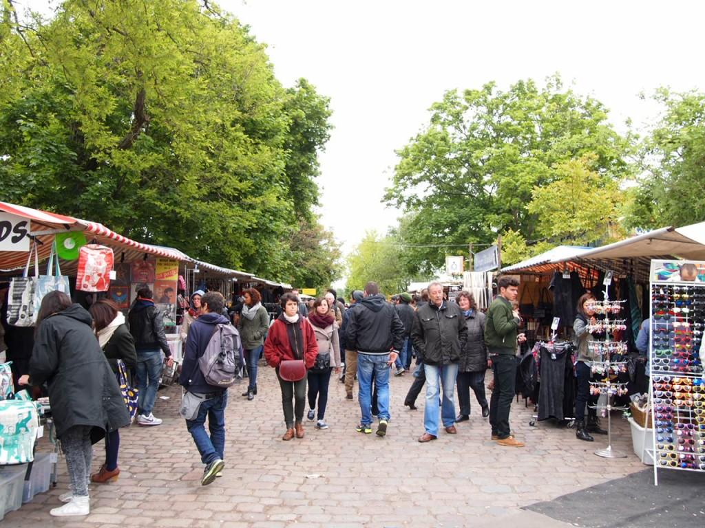 P5042703 1024x768 ドイツの日曜日は蚤の市!ベルリン壁公園の蚤の市がとにかく広くておすすめ!