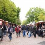 ドイツの日曜日は蚤の市!ベルリン壁公園の蚤の市がとにかく広くておすすめ!