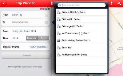 EApri11 ドイツ旅行に必ず役立つ!列車の時刻を調べるアプリが便利!