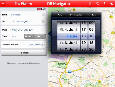 EApri22 ドイツ旅行に必ず役立つ!列車の時刻を調べるアプリが便利!