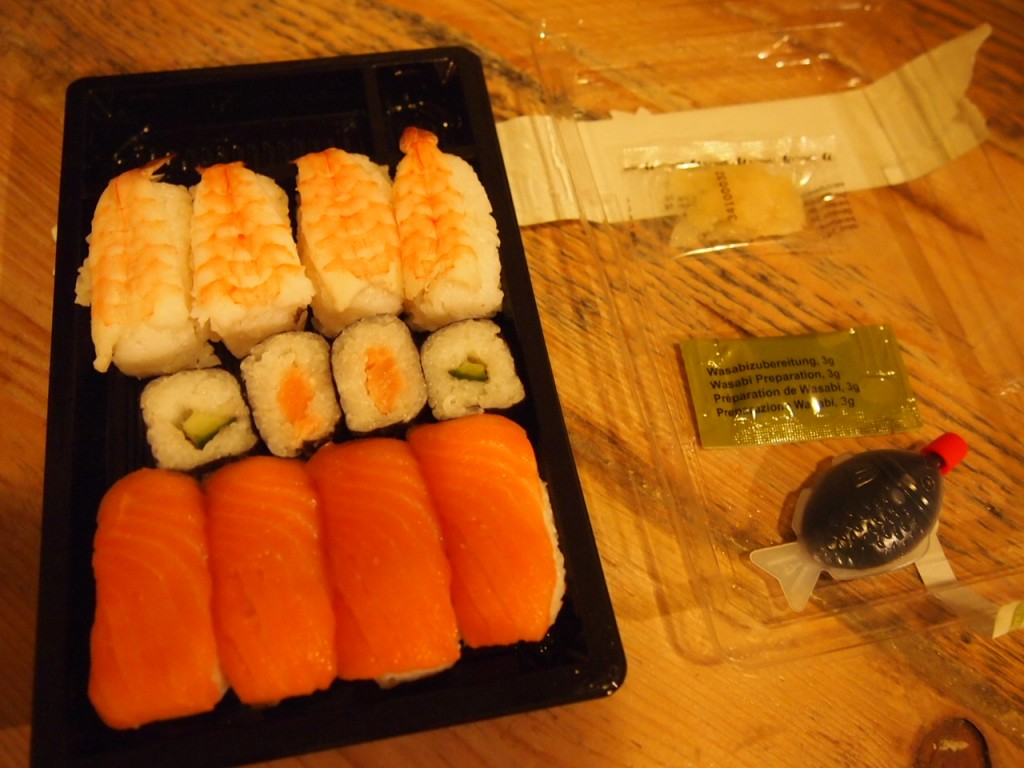 P2184868 1024x768 世界から見ると日本は寿司? そしてベルリンの寿司とは?
