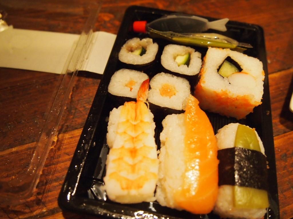 P2286804 1024x768 世界から見ると日本は寿司? そしてベルリンの寿司とは?