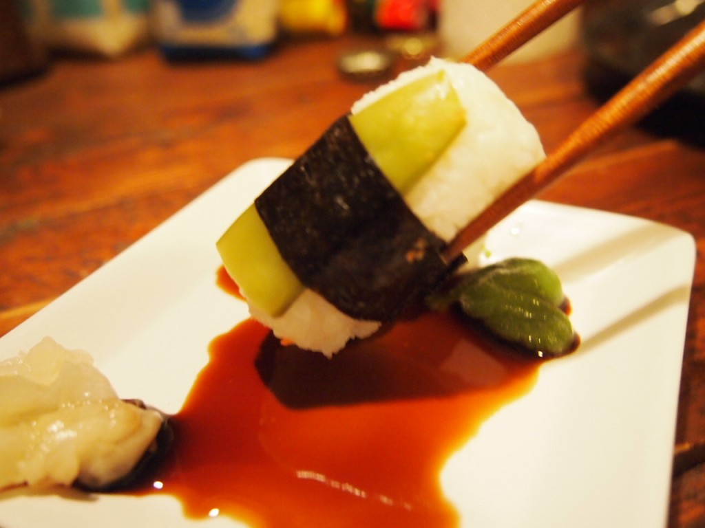 P2286814 1024x768 世界から見ると日本は寿司? そしてベルリンの寿司とは?