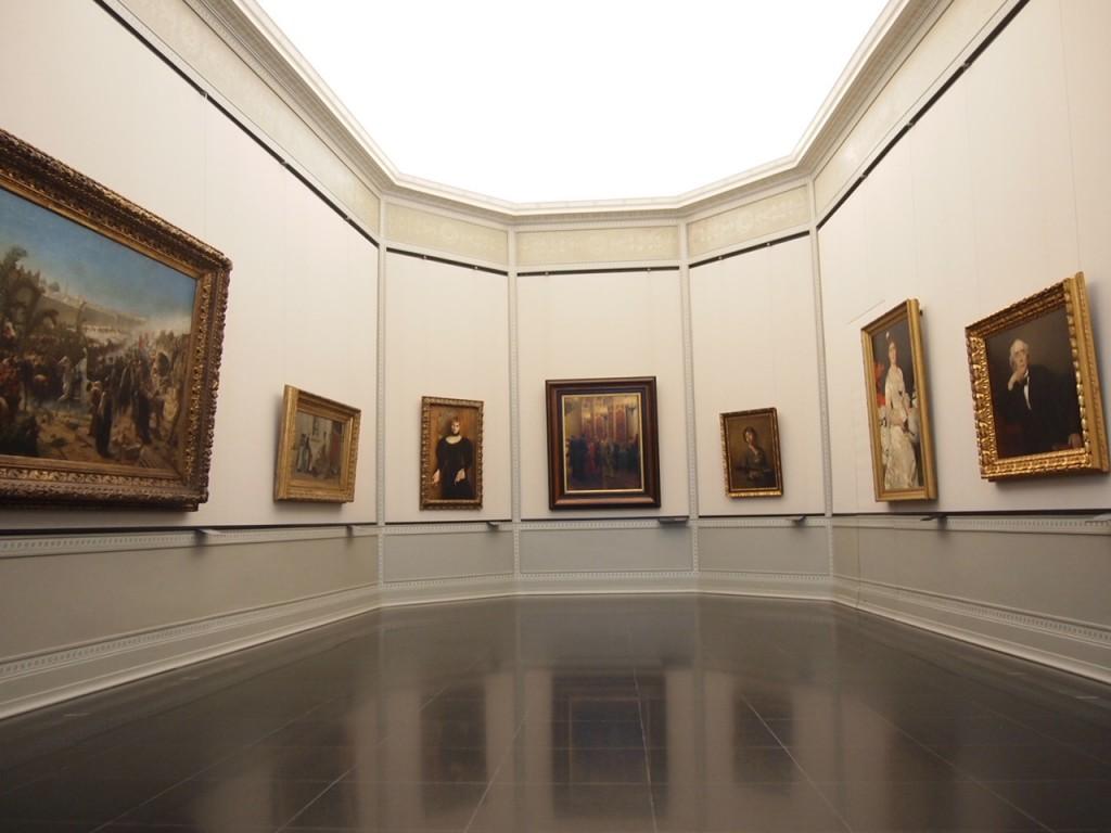P3017199 1024x768 ベルリン観光で絵画を見るならここ!博物館島にある旧ナショナルギャラリー