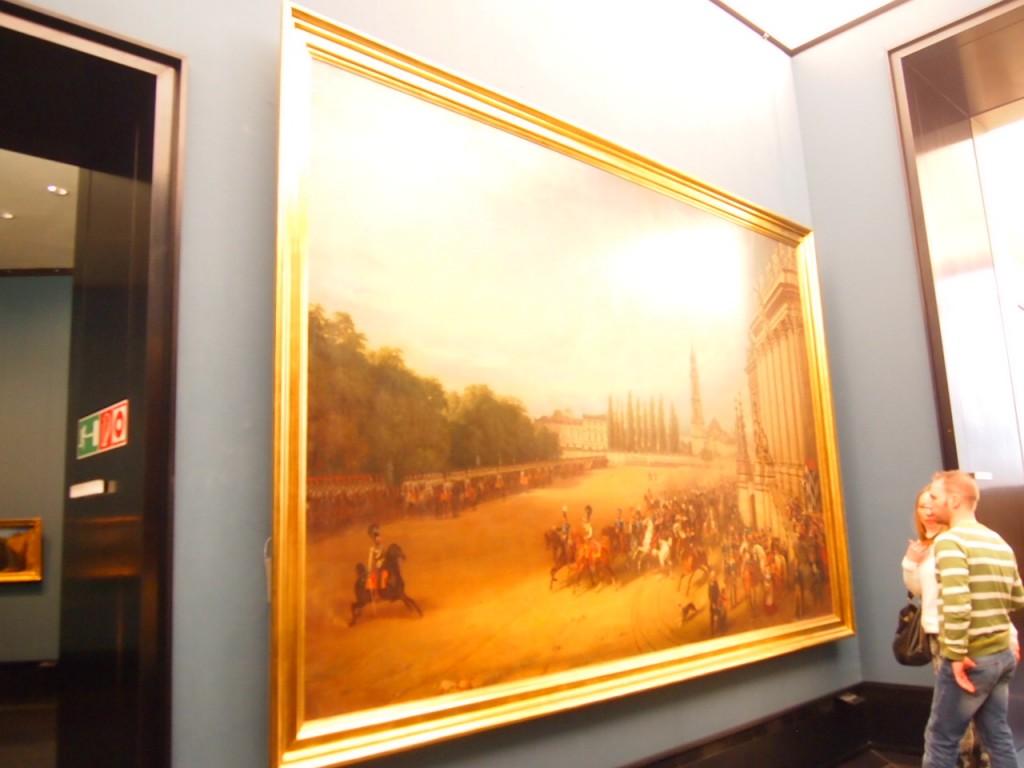 P3017201 1024x768 ベルリン観光で絵画を見るならここ!博物館島にある旧ナショナルギャラリー
