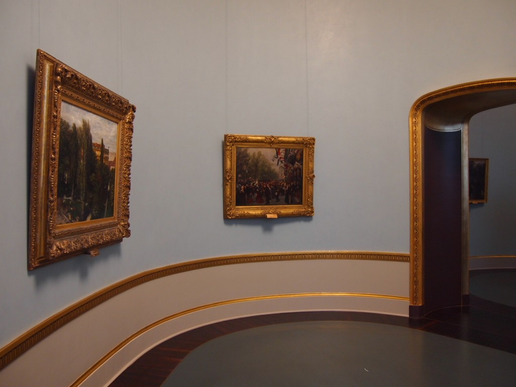 P3017203 1024x768 ベルリン観光で絵画を見るならここ!博物館島にある旧ナショナルギャラリー