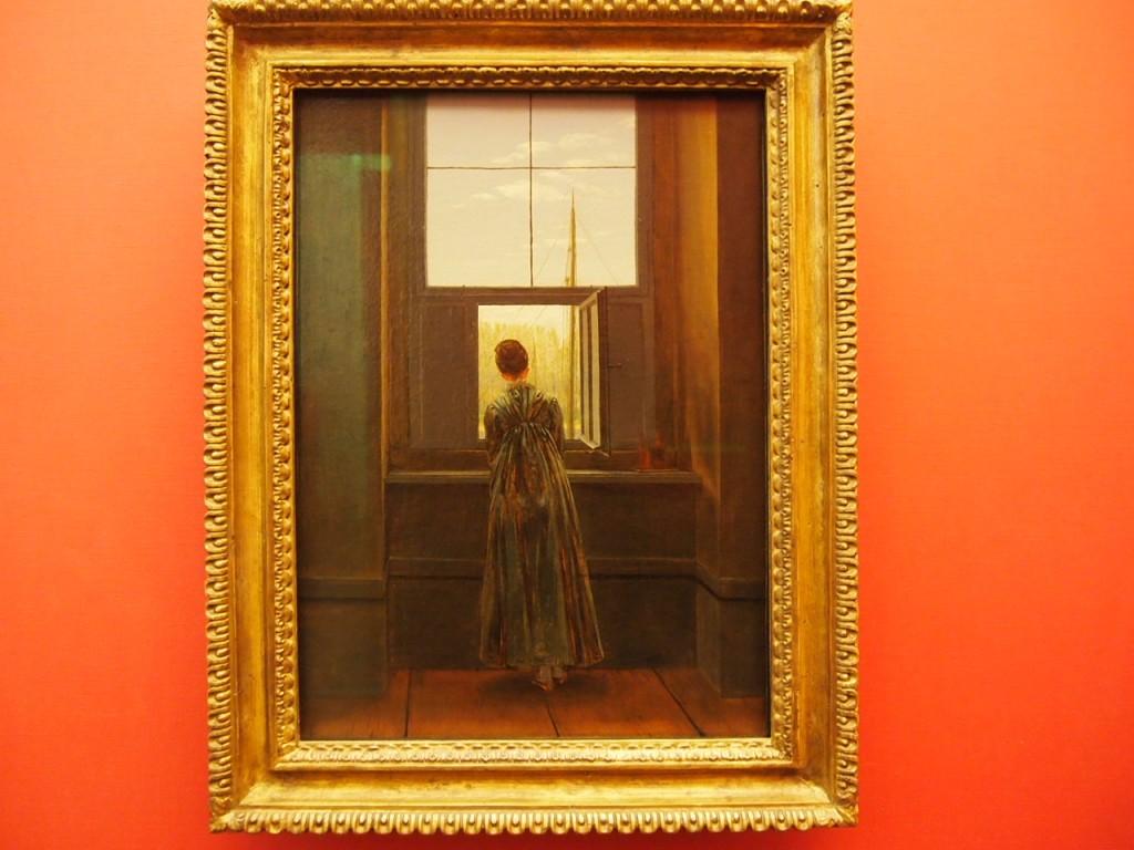 P3017204 1024x768 ベルリン観光で絵画を見るならここ!博物館島にある旧ナショナルギャラリー