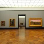 ベルリン観光で絵画を見るならここ!博物館島にある旧ナショナルギャラリー