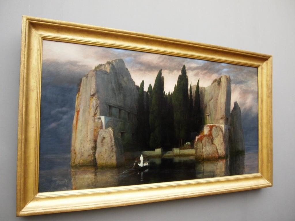 P3017217 1024x768 ベルリン観光で絵画を見るならここ!博物館島にある旧ナショナルギャラリー