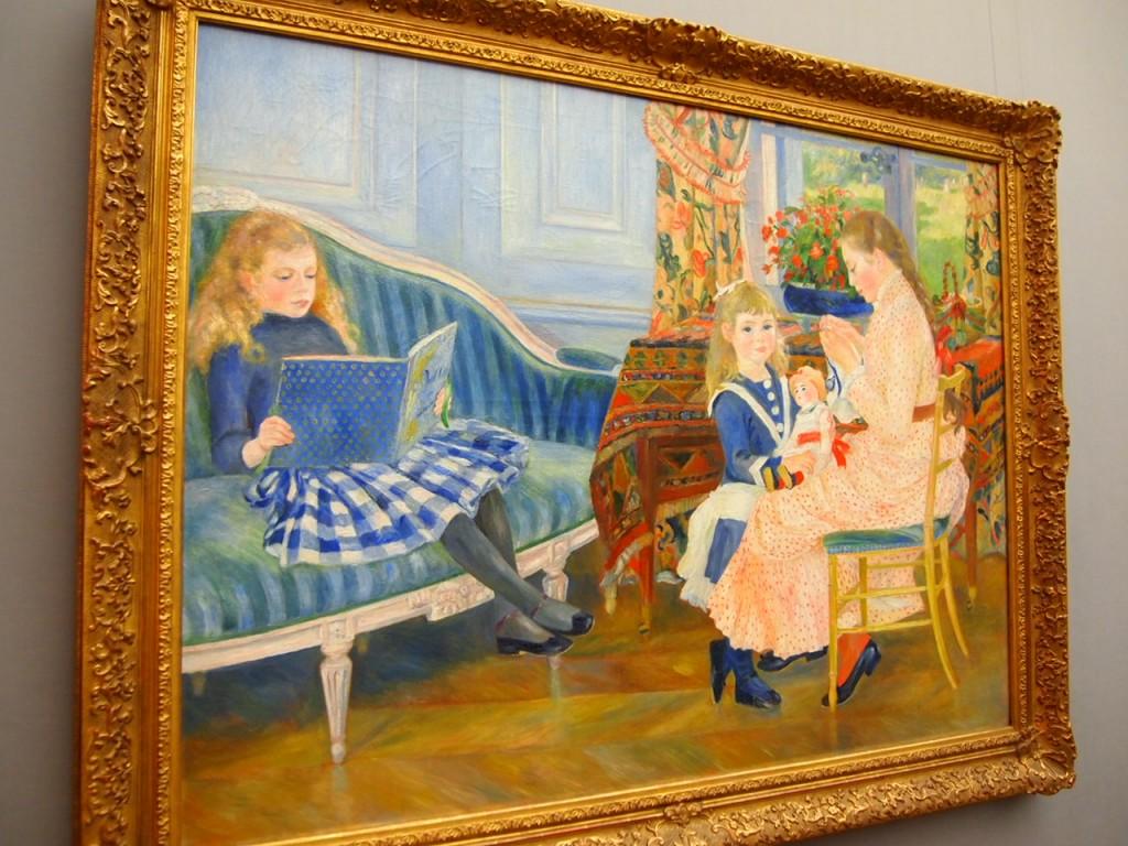 P3017219 1024x768 ベルリン観光で絵画を見るならここ!博物館島にある旧ナショナルギャラリー