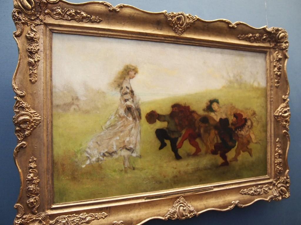 P3017221 1024x768 ベルリン観光で絵画を見るならここ!博物館島にある旧ナショナルギャラリー