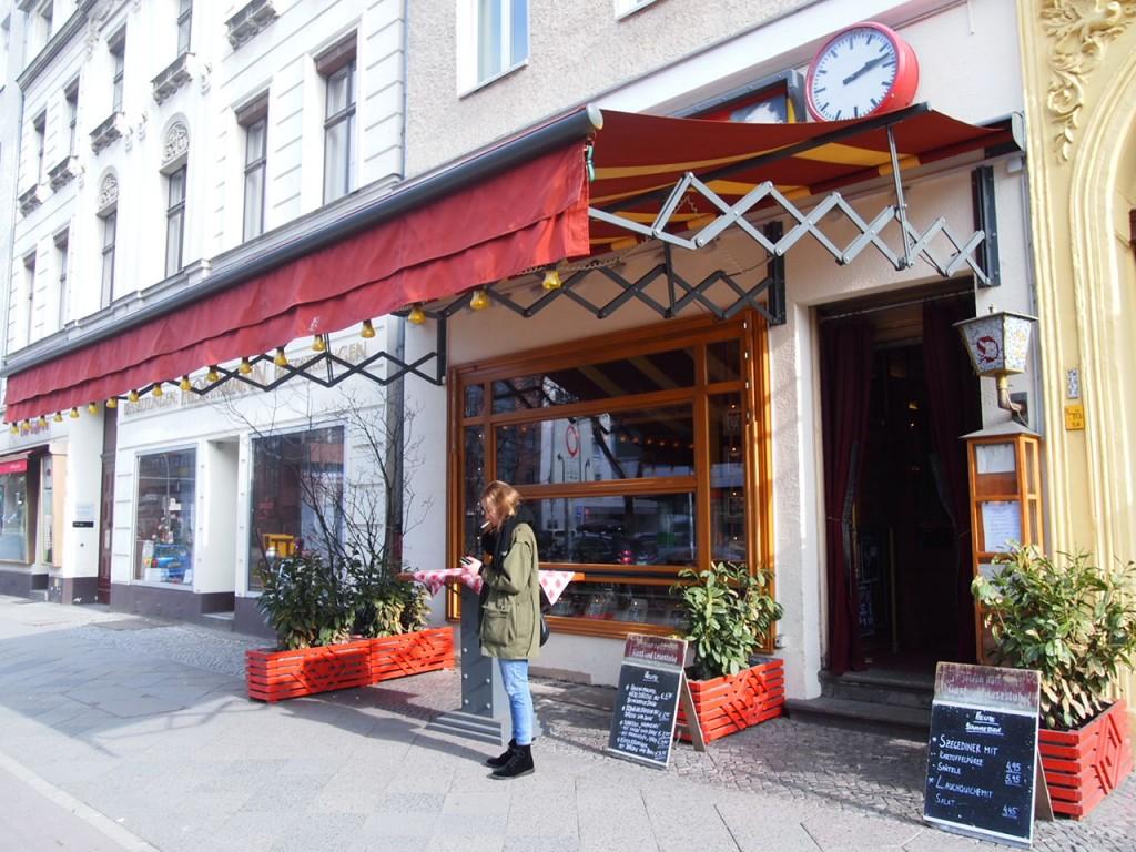 P3078134 1024x768 まるで中世のバー!ベルリン在住の美女がオススメするカフェ