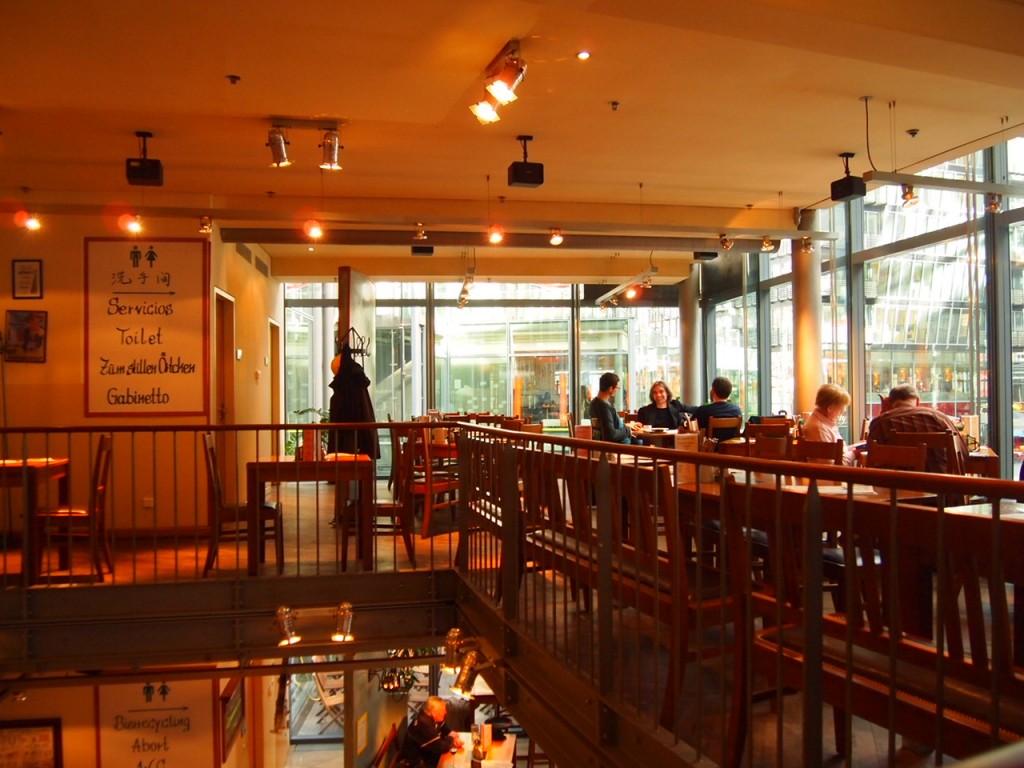 P3128699 1024x768 ベルリン観光で行きやすくビールの美味しいレストランならリンデンブロイ!