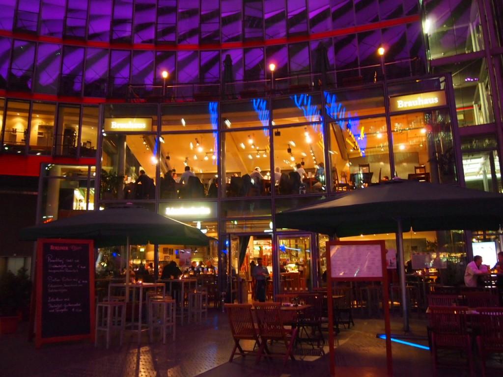 P3128799 1024x768 ベルリン観光で行きやすくビールの美味しいレストランならリンデンブロイ!