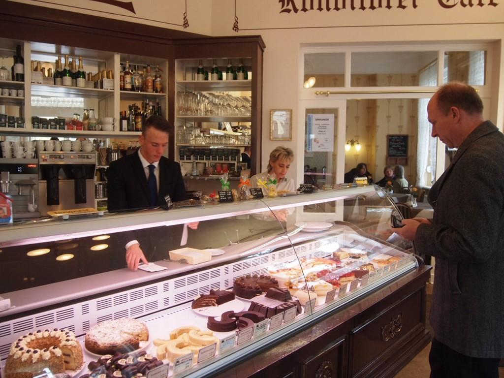 P4081198 1024x768 ドイツのお土産におすすめ!160年の歴史を持つベルリンのバームクーヘンが美味しい!