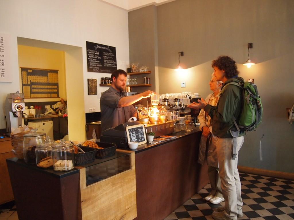 P6205351 1024x768 ベルリンのカフェ動画がとにかくスゴい!サイフォンコーヒーを飲みに行ってきた!