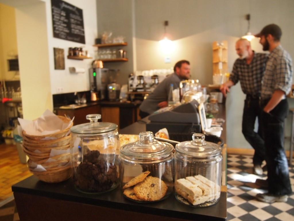 P6205364 1024x768 ベルリンのカフェ動画がとにかくスゴい!サイフォンコーヒーを飲みに行ってきた!