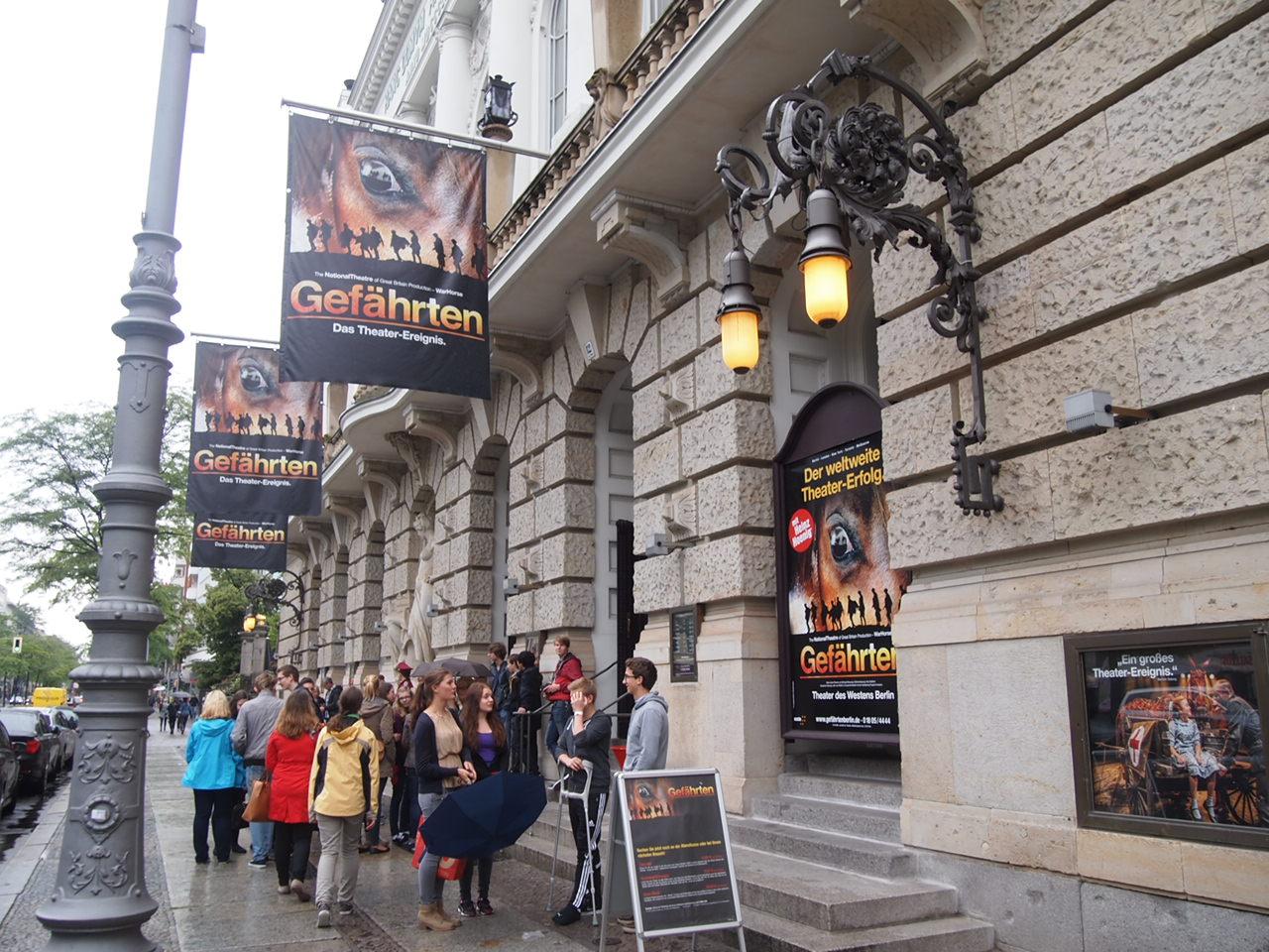 簡単!ベルリンでチケット予約してドイツ演劇を鑑賞する方法とは?