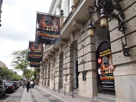 P6265838 546x409 ベルリン演劇「戦火の馬」、幕後に衝撃の展開が待っていた!?