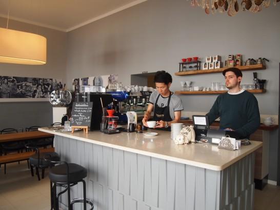 P6265888 546x409 日本人バリスタが働くベルリンのカフェに行ってみて驚いた3つのこと