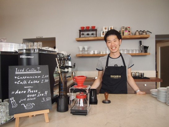 P6265893 546x409 日本人バリスタが働くベルリンのカフェに行ってみて驚いた3つのこと