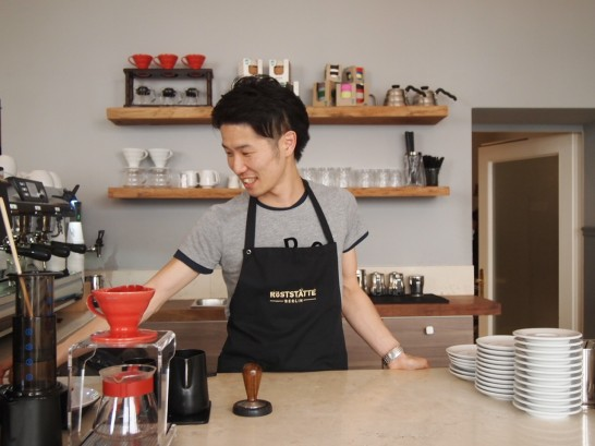 P6265894 546x409 日本人バリスタが働くベルリンのカフェに行ってみて驚いた3つのこと