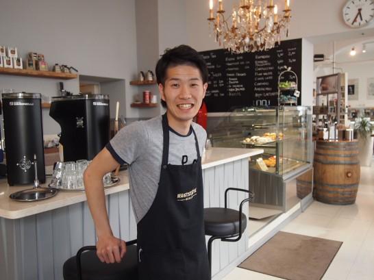 P6265906 546x409 日本人バリスタが働くベルリンのカフェに行ってみて驚いた3つのこと