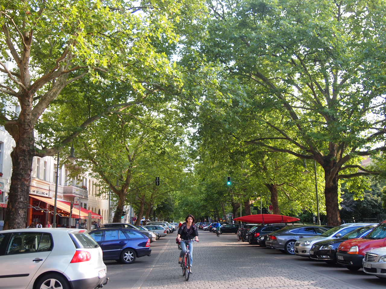 P6306206 アートと自然の多いベルリンの街並み