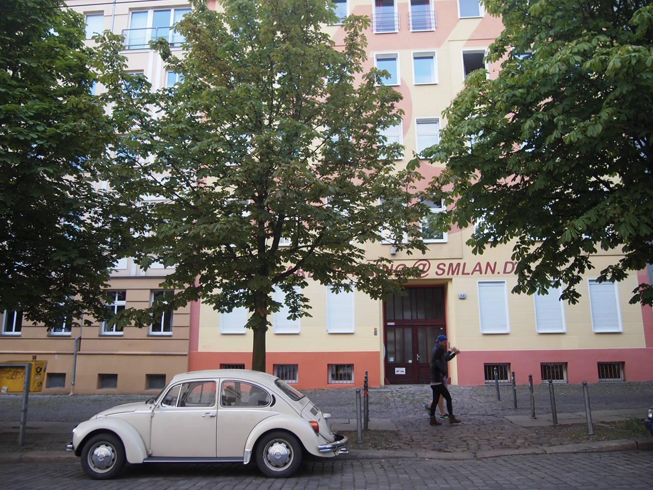 P6306269 アートと自然の多いベルリンの街並み