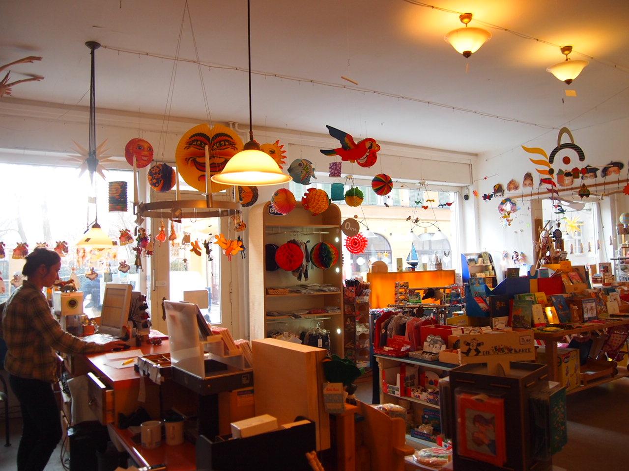 まるでおもちゃ箱!ベルリンの雑貨屋さんが可愛い!