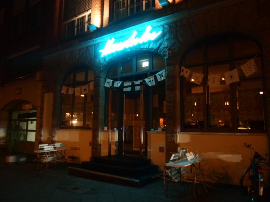 P6255831 546x409 昼はアート夜はクラブ!2つの顔を持つベルリンのオシャレカフェ